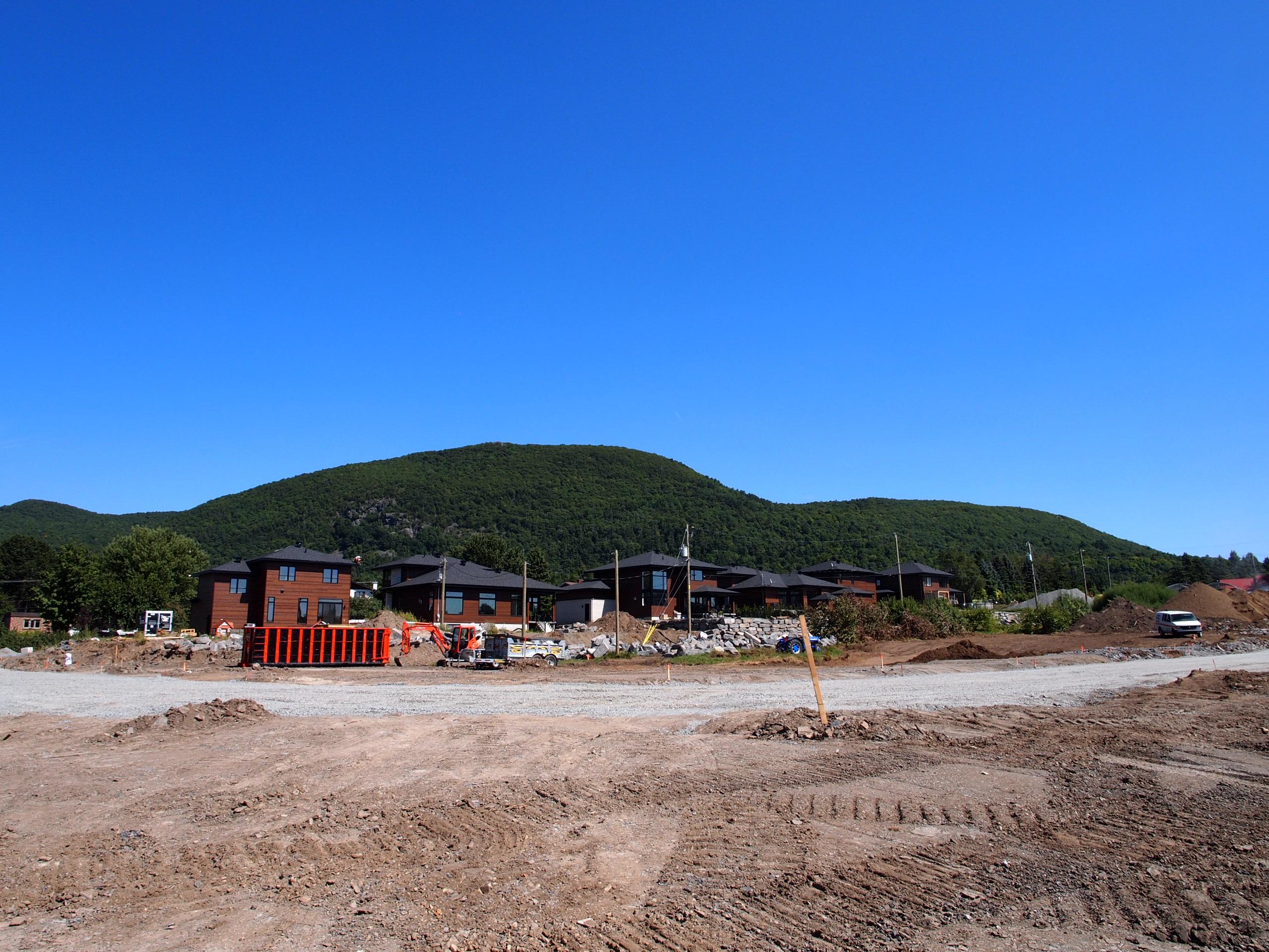 Développement immobilier OtterburnPark