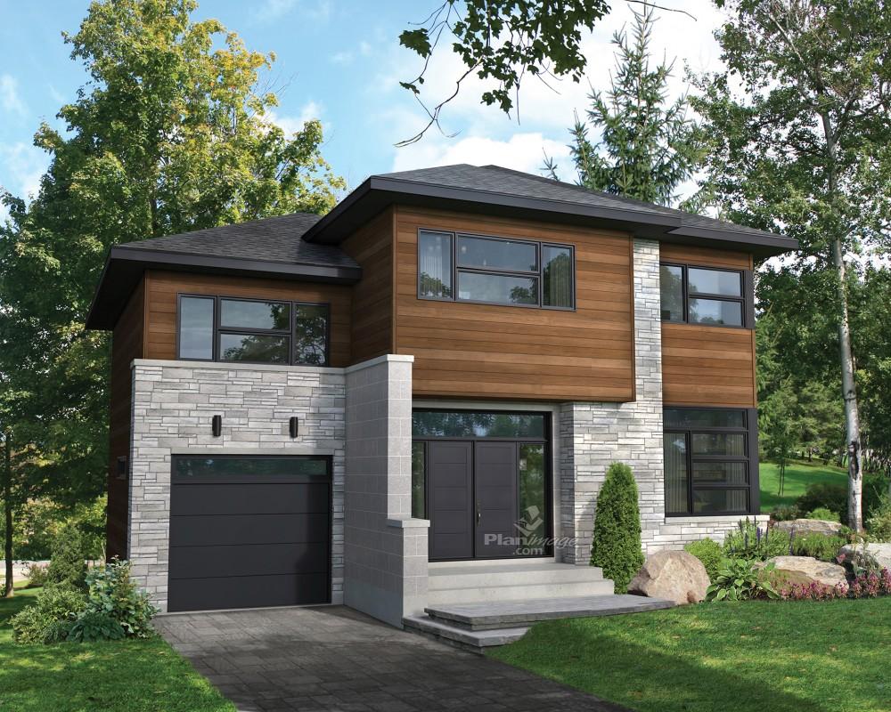 Maison neuve Mont-St-Hilaire